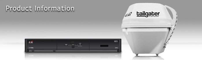 Tailgater Portable Hdtv System By Dish Network