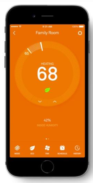 Nest Learning Thermostat With Local Installation